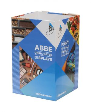 ABBE Stock POS Designs - Dump Bins