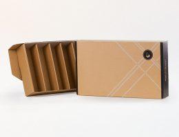 Laydown Presentation Carton