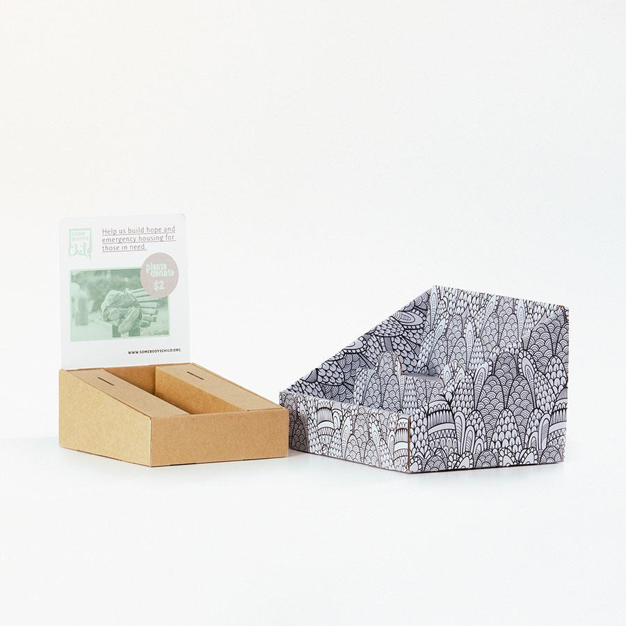 Counter Units - Donation boxes