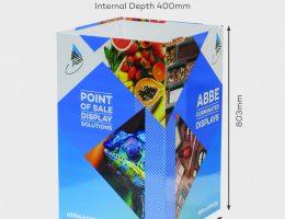 Promo Dump Bin – Large