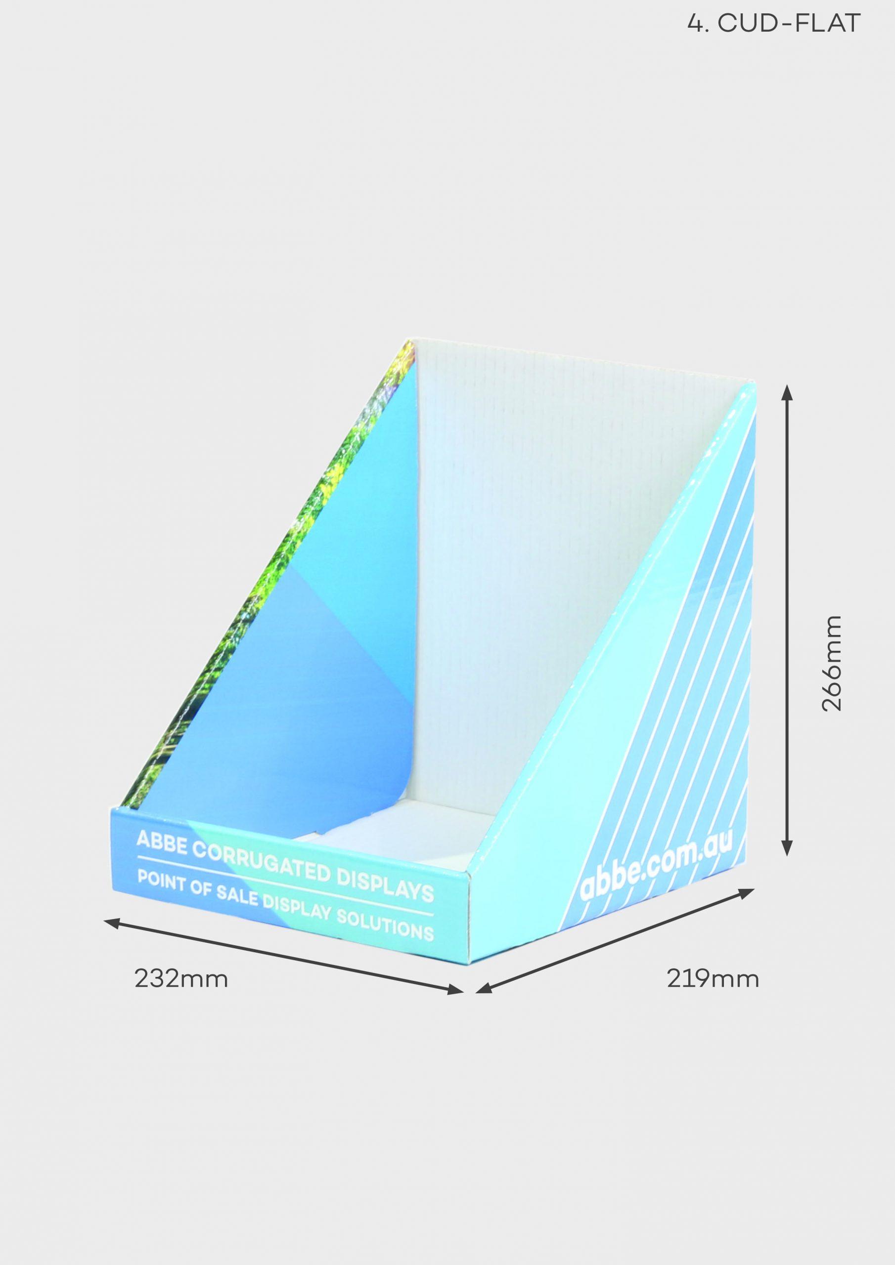 Small Counter Display (Ref CUD-FLAT)