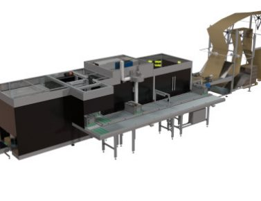 At the forefront of packaging automation