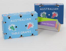 Grape Cartons