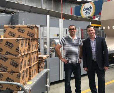 Catch.com.au makes light work of packaging with CMC CartonWrap.