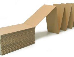 Fanfold – Corrugated Cardboard
