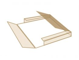 Corner Cut Folder Boxes (CCF)