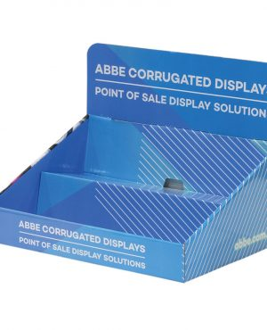 ABBE Stock POS Designs - Counter Displays